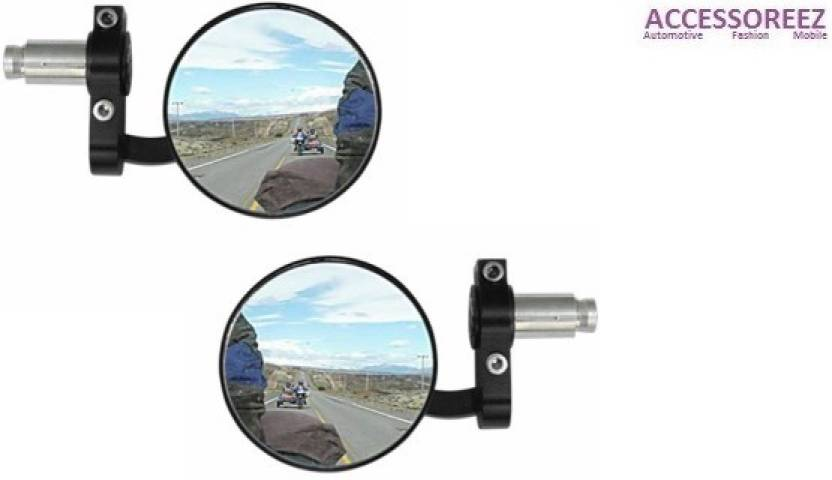 Accessoreez Manual Rear View Mirror For Hero Impulse Price