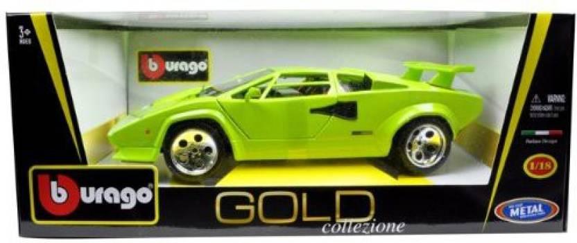 Bburago Lamborghini Countach 5000 1 18 Lamborghini Countach 5000 1