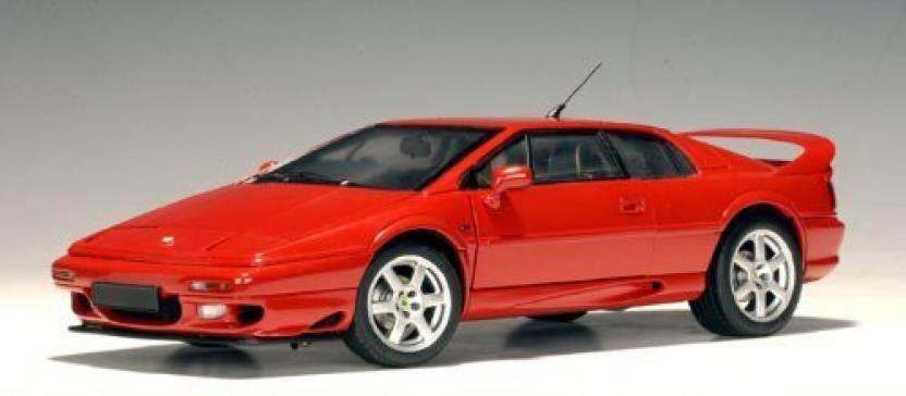 Autoart 2004 Lotus Esprit V8 Diecast Model Car 118 Scale Die Cast
