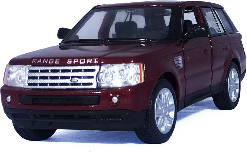 Jack Royal Range Rover
