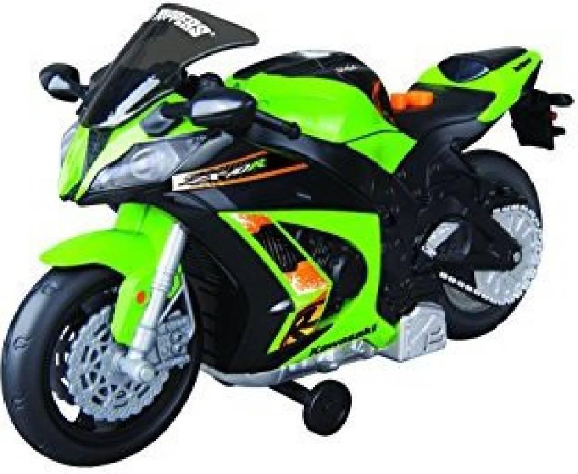 Toy State Road Rippers Wheelie Bikes Kawasaki Ninja Zx 10r