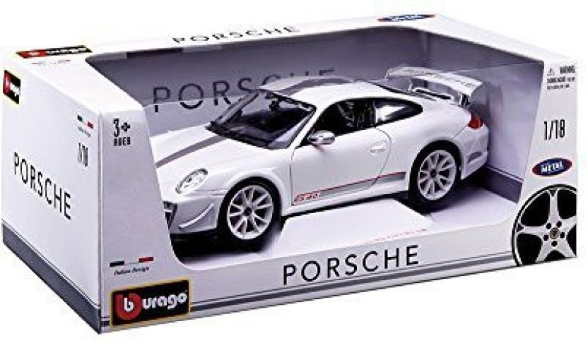 Porsche 911 GT3 RS 4.0 BBurago 1:18th