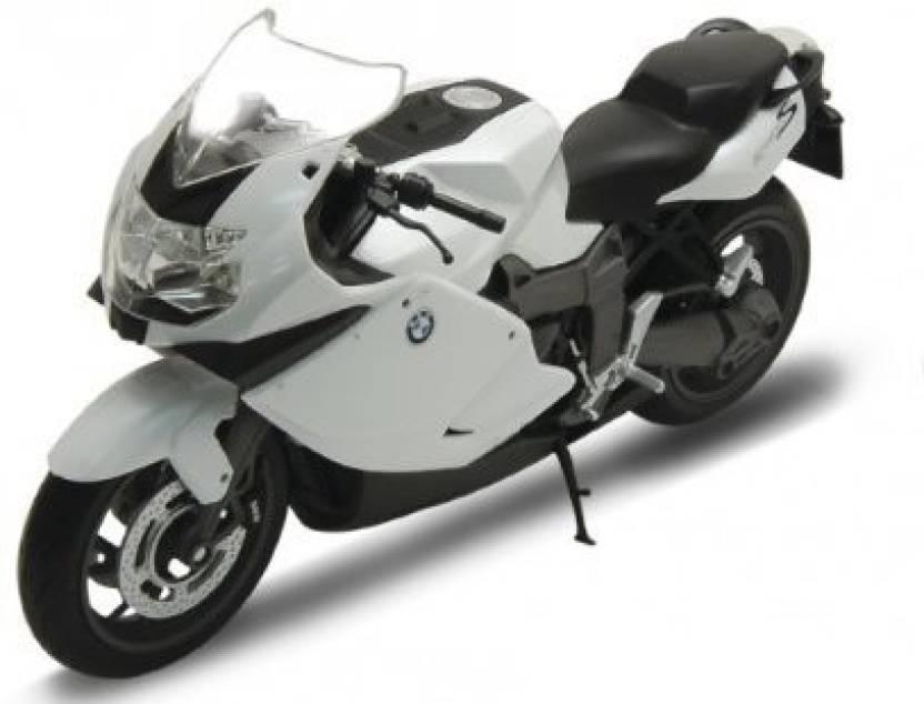 Welly Bmw K1300s Motorcycle 1 10 Scale Diecast Model Bmw K1300s