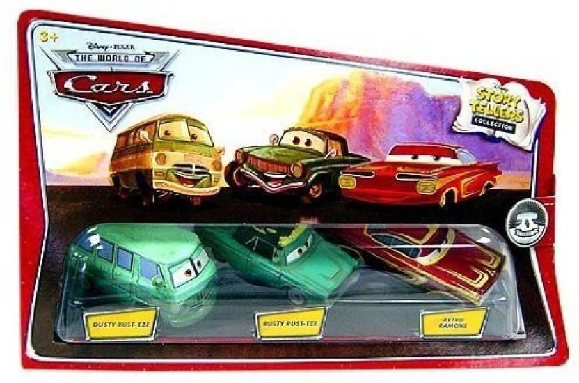 Disney Pixar Cars Movie 1:55 Die Cast Story Tellers