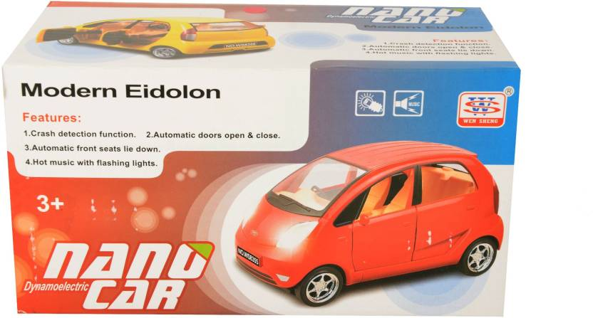 Just Toys Dynamoelectric Nano Car - Dynamoelectric Nano Car . shop