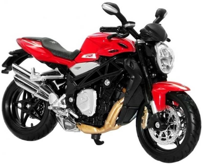 Bburago Mv Agusta Brutale 1090 R Diecast Motorcycle