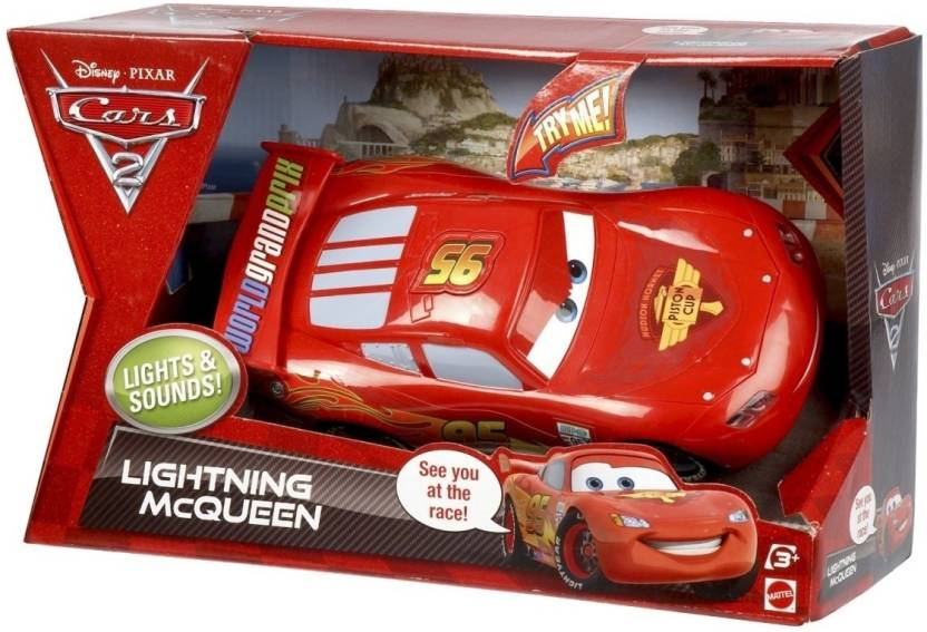 pixar cars lightning mcqueen car 2 lightning mcqueen car 2 buy