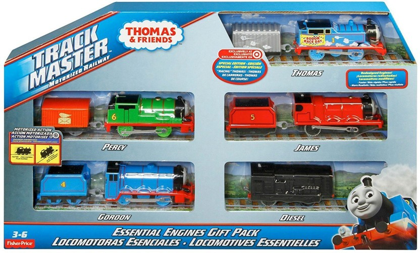 New Thomas /& Friends Roll /& Spin Rescue Train /& Helicopter Playset Official