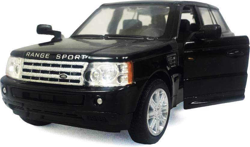 Furious 4 Range Rover