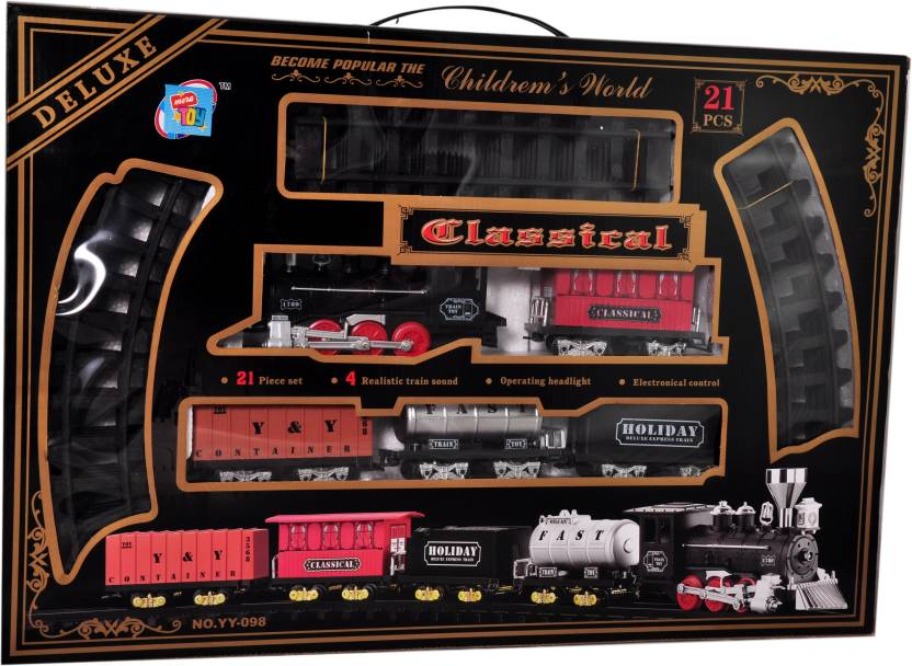 A train expert's guide to the best wooden train sets for children, from small beginner's train sets to themed train sets to big complete train sets.