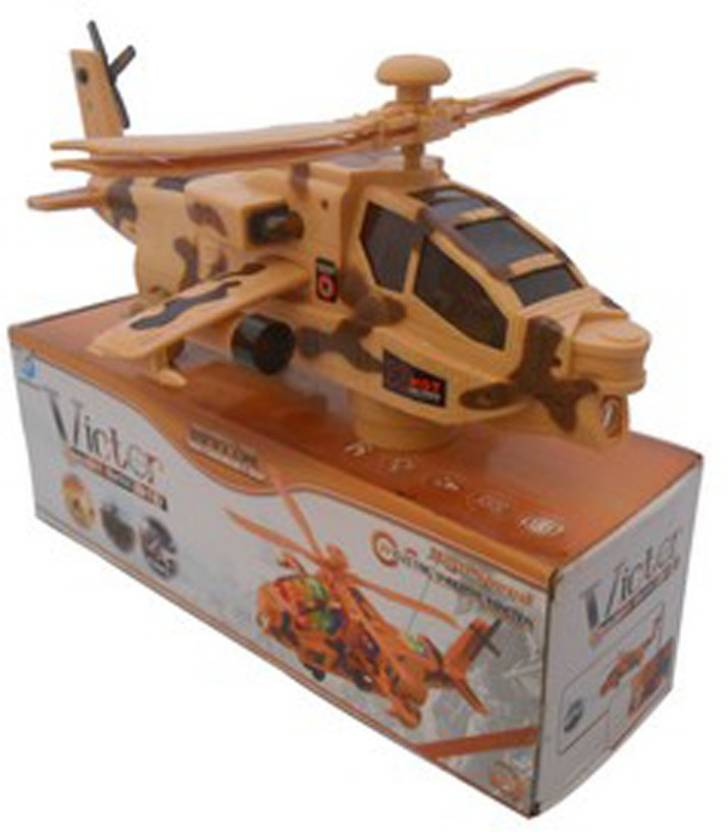 Cp Bigbasket Victor Combat Helicopter toy for kids - Victor Combat ...
