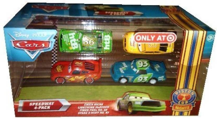 Mattel Disney Pixar Cars Movie Exclusive 1 55 Die Cast Piston Cup