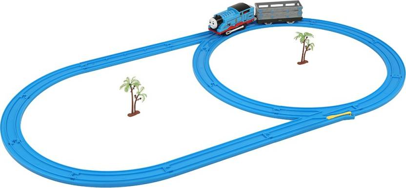 Emob Electric Toy Train With Track Set And Amazing Sound Electric