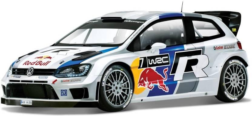 Maisto Scale Volkswagen Polo Wrc Raidio Control Vehicle Colors May