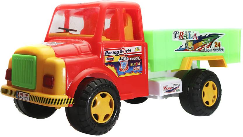Toyzstation Trala Friction Truck