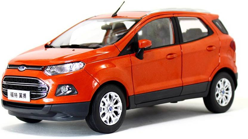 Paudi Models Ford Ecosport 1 18 Diecast Scale Model Car Ford