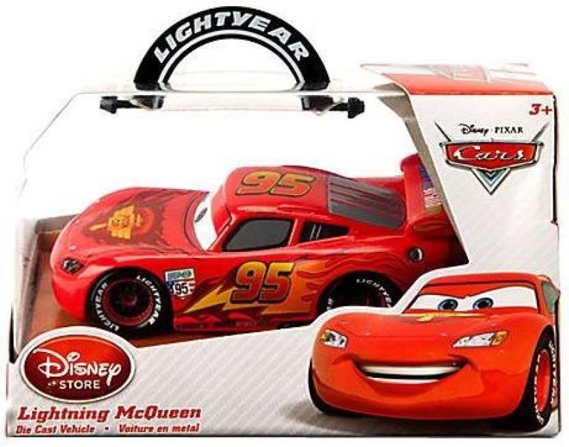 Cars Disney Pixar Movie Exclusive 1 43 Die Cast Car Lightning