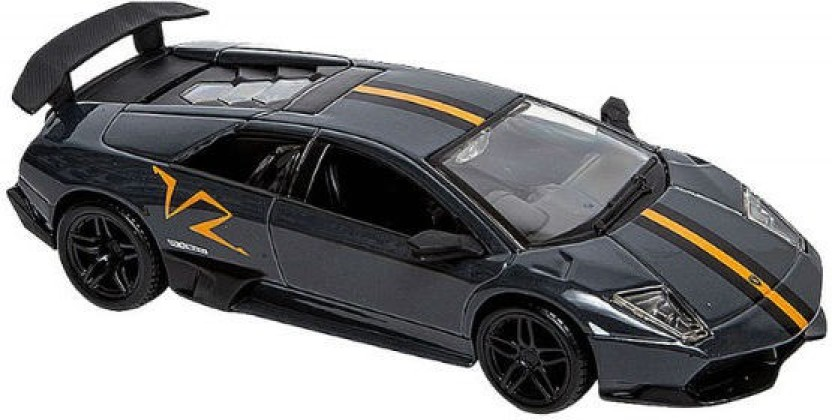 RMZ City Lamborghini Murcielago LP 670 4 SV Grey 1/36 Diecast Model Car