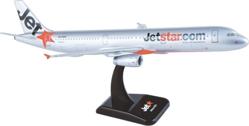 Hogan Wings Aircraft scale model, Airbus A321 Jetstar, Scale
