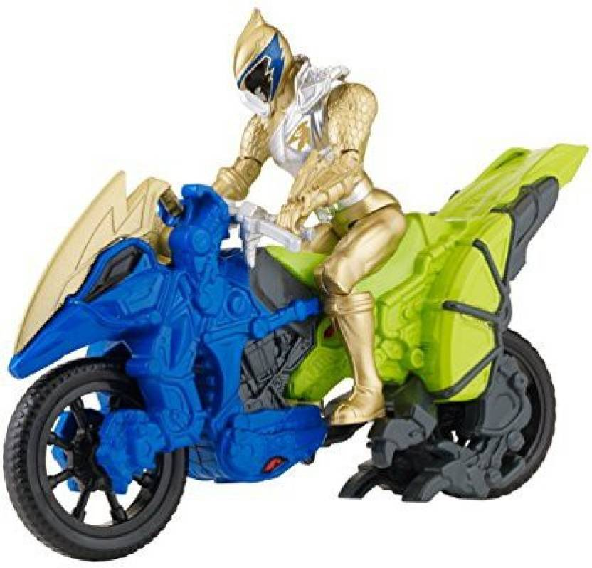 0903bc17329b Power Rangers Dino Charge - Dino Cycle With 5