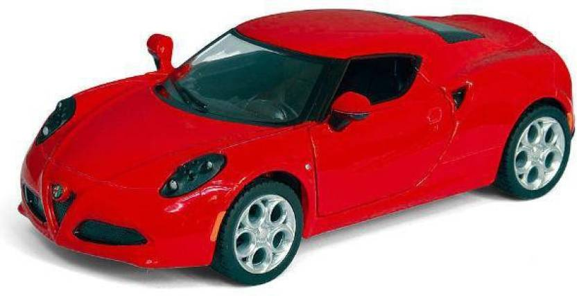 Kinsmart Alfa Romeo C Diecast Scale Model Car Alfa Romeo C - Alfa romeo scale models