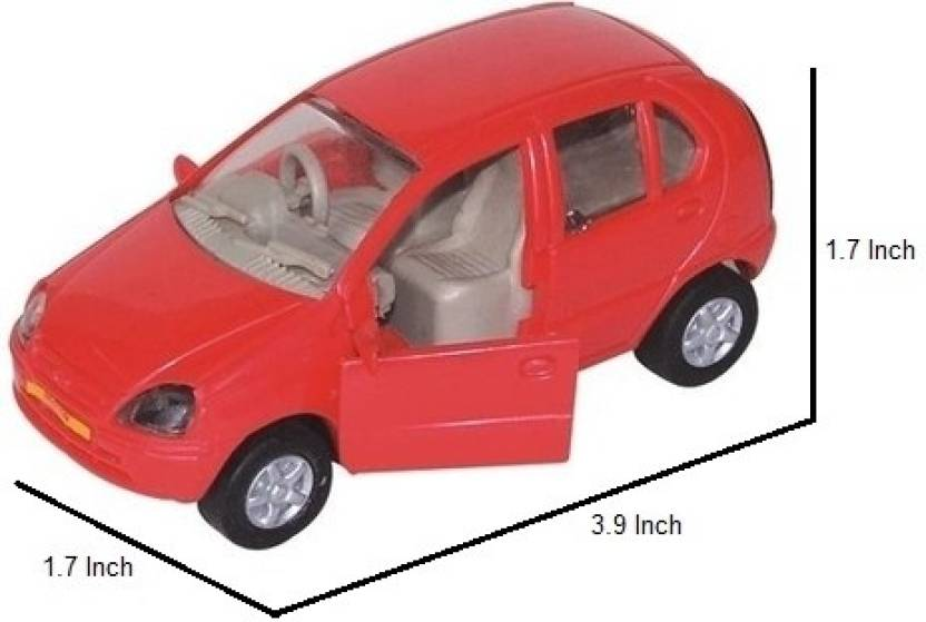 Centy Toys Indica Car (Door Openable)