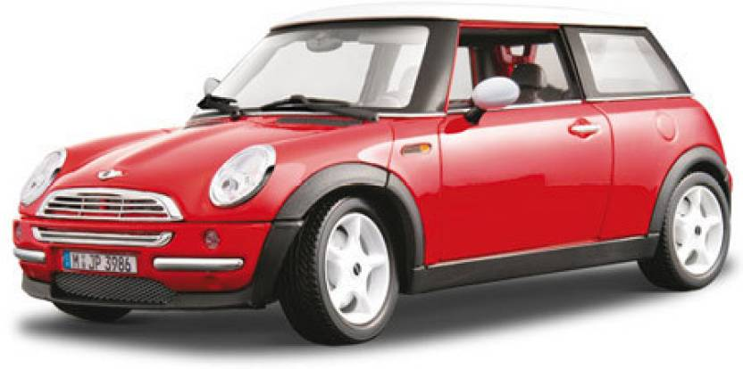Bburago 1 24 Mini Cooper Diecast Model Car 1 24 Mini Cooper
