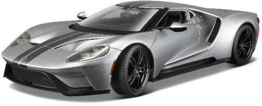 Maisto  Ford Gt   Greycast Scale Model Car