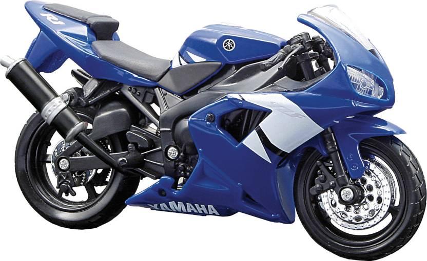 Bburago Yamaha YZF-R1