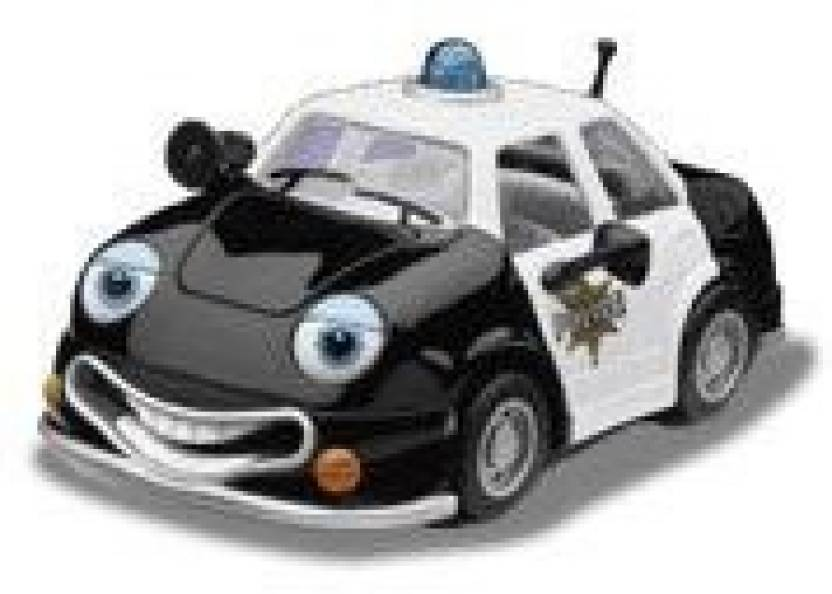 Chevron Cars Patty Patrolpolice Car 5 In Seriescollectible Cars