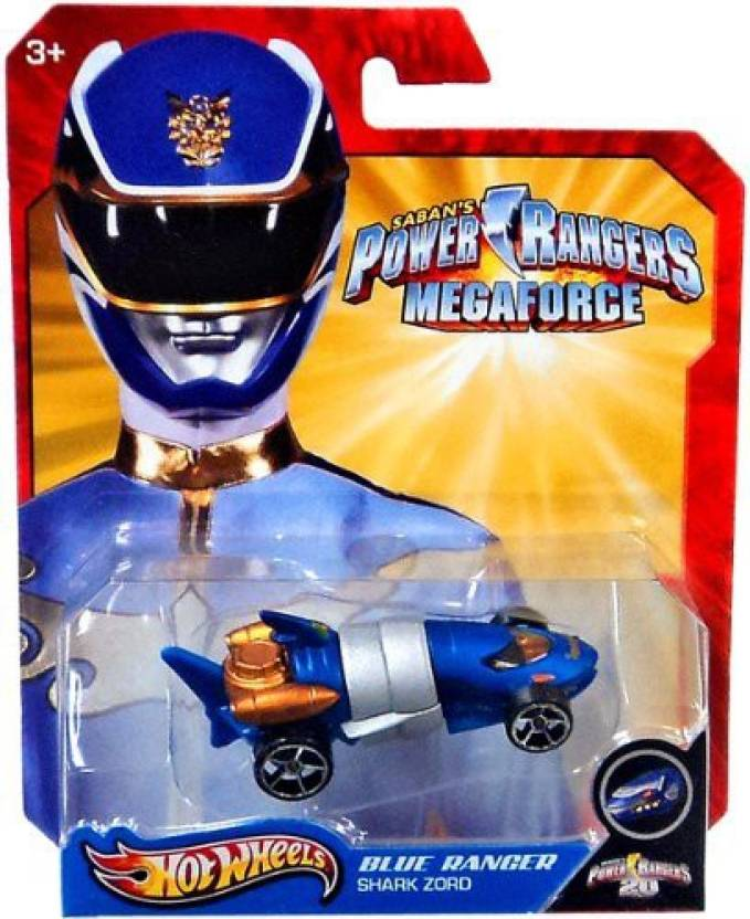 Hot Wheels Saban'S Power Rangers Megaforce Mega Strike Racer