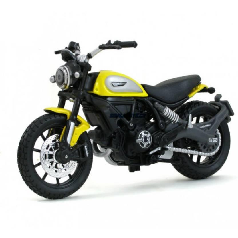 Maisto Ducati Scrambler 1 18 Diecast Bike Model Ducati Scrambler 1