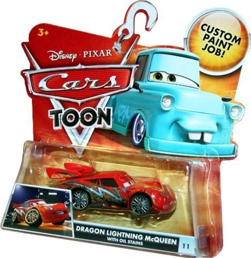 Disney Pixar Cars Exclusive 155 Cast Car Final Lap Marilyn