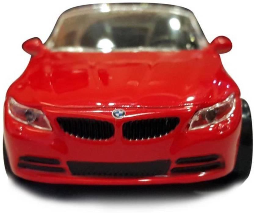 Rastar 1 14 Scale Bmw Z4 Car Toy Red Color