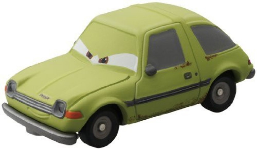 Tomica Takara Tomy Disney Movie Pixar Motors C-17 Franchesco Diecast Toy CARS 2