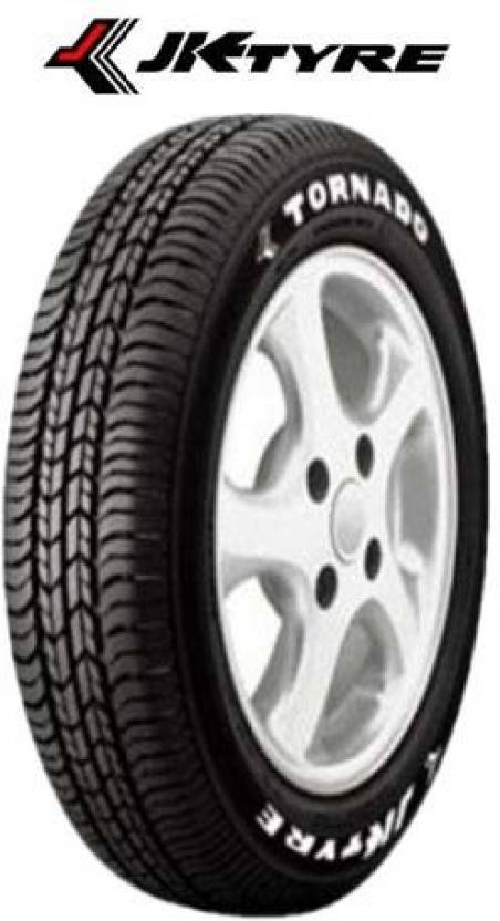 Four Wheeler Tyres : Jk tyre tornado tl wheeler price in india buy
