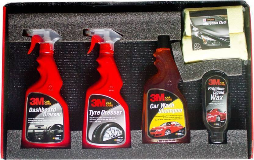 3m Gift Kit Small Car Washing Liquid