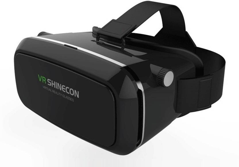 a5f4fc64b64 VR BOX Virtual Reality 3D Headset Price in India - Buy VR BOX ...