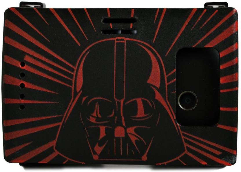 AuraVR Official Star Wars The Evil Darth Vader Virtual Reality Viewer  Inspired by Google Cardboard