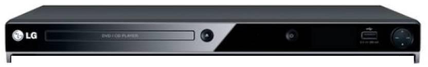 LG DV622 DVD Player