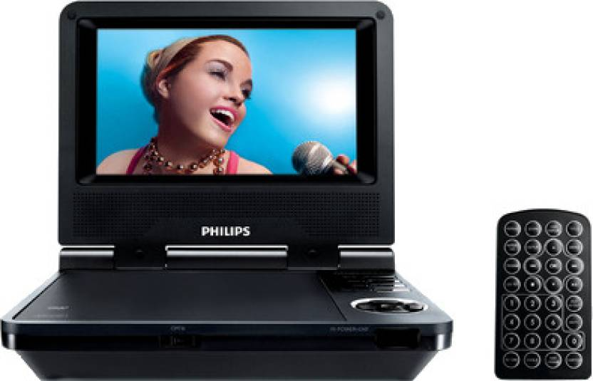 Philips PET717/94 7 inch DVD Player