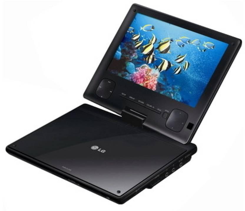 LG DP561B-P 7 inch inch DVD Player