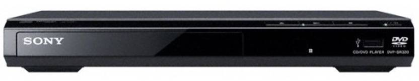 Sony DVP-SR320 DVD Player