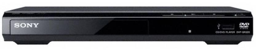 Sony DVP-SR320 DVD Player