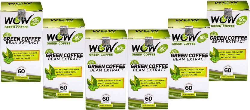 WOW! Green Coffee Bean Extract