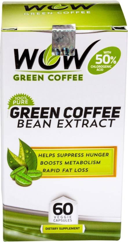 WOW! Green Coffee Bean Exract