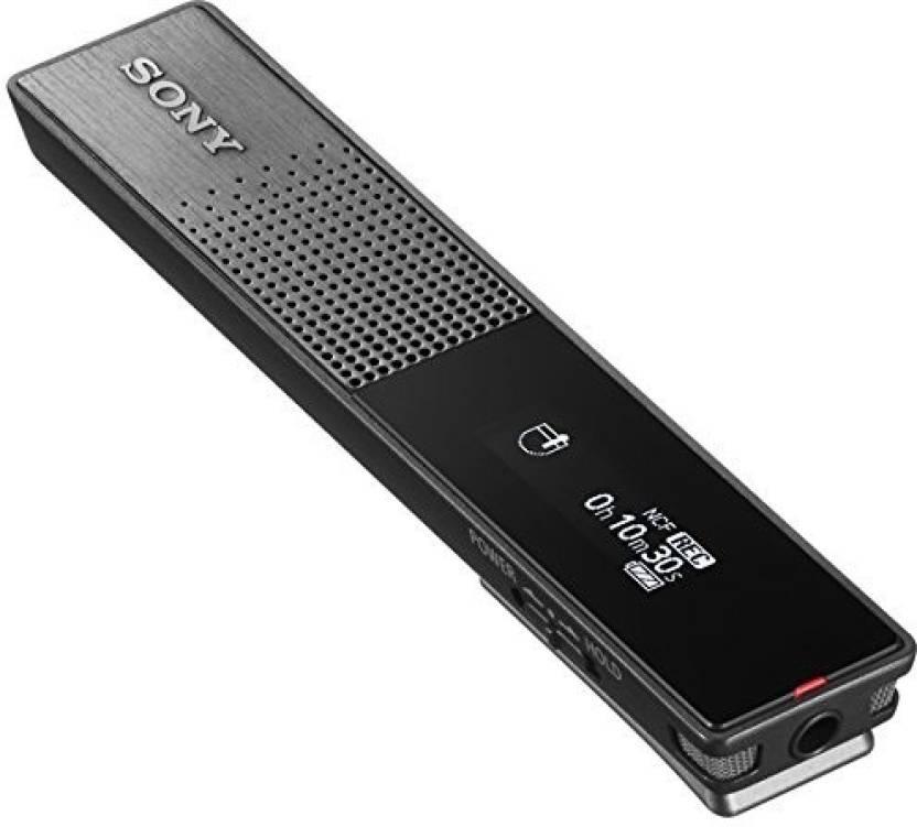 sony icd tx650 16 gb voice recorder sony flipkart com