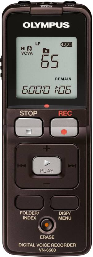 Olympus VN 6500S 1 GB Voice Recorder