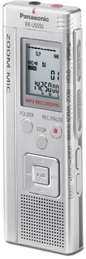 Panasonic RR-US550 Voice Recorder