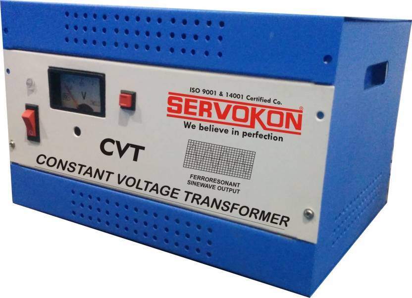 Servokon 500 VA Constant Voltage Transformer Price in India - Buy